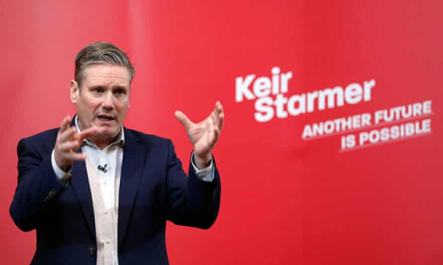 Labour leader Keir Starmer will try to heal wounds in the party.