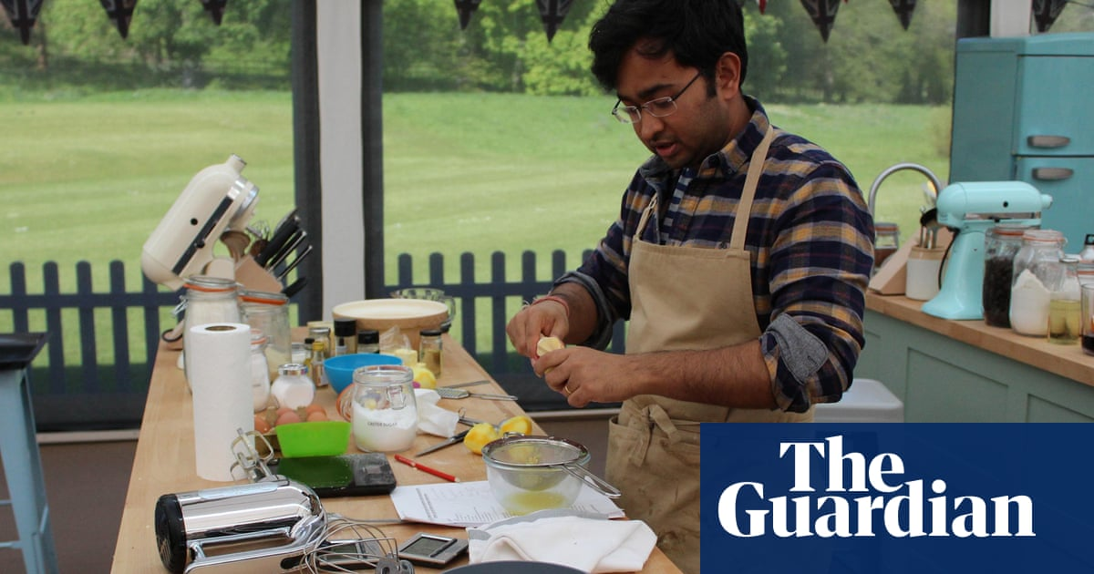 Why everyone loves Rahul - this year's breakout Bake Off ...