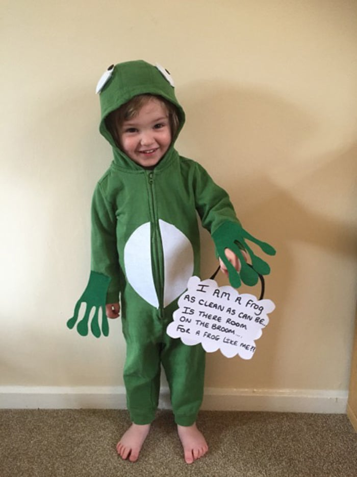 18009cdb0873 World book day 2016  the best children s costumes - in pictures ...