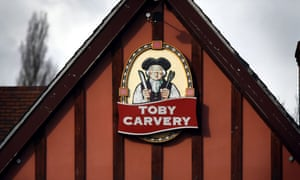 A Toby Carvery.