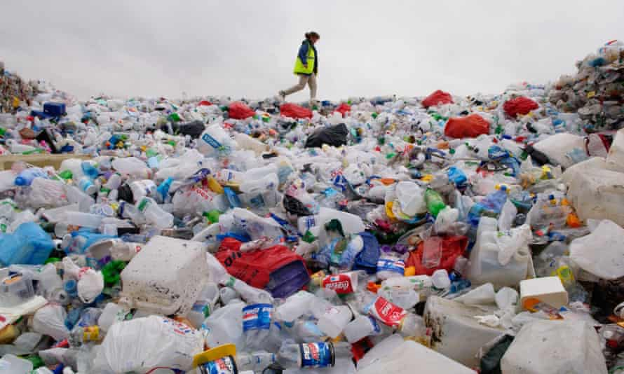 What a load of rubbish: the traditional focus is on litter-picking volunteer groups.