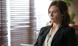Maggie Siff as Wendy Rhoades in Billions.