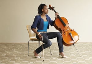Unique body of songs … Ayanna Witter-Johnson.