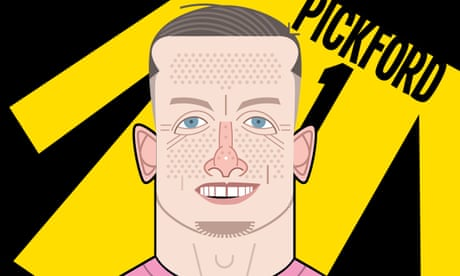 Jordan Pickford's high-risk keeping is worth the gamble for England | Barney Ronay