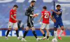 Manchester United 1-3 Chelsea: FA Cup semi-final – as it happened thumbnail