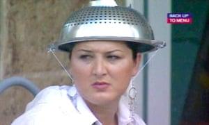 Nadia Almada on Big Brother in 2004.