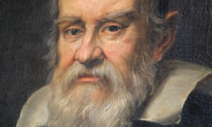'A luxuriance of genius' … the astronomer Galileo Galilei by Dutch painter Sustermans in the Palazzo Pitti, Florence.