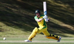 Steve Smith's measured 76 guided Australia safely to a modest target of 230 against West Indies.
