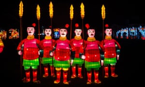 Magical Lantern Festival at Chiswick House And Gardens