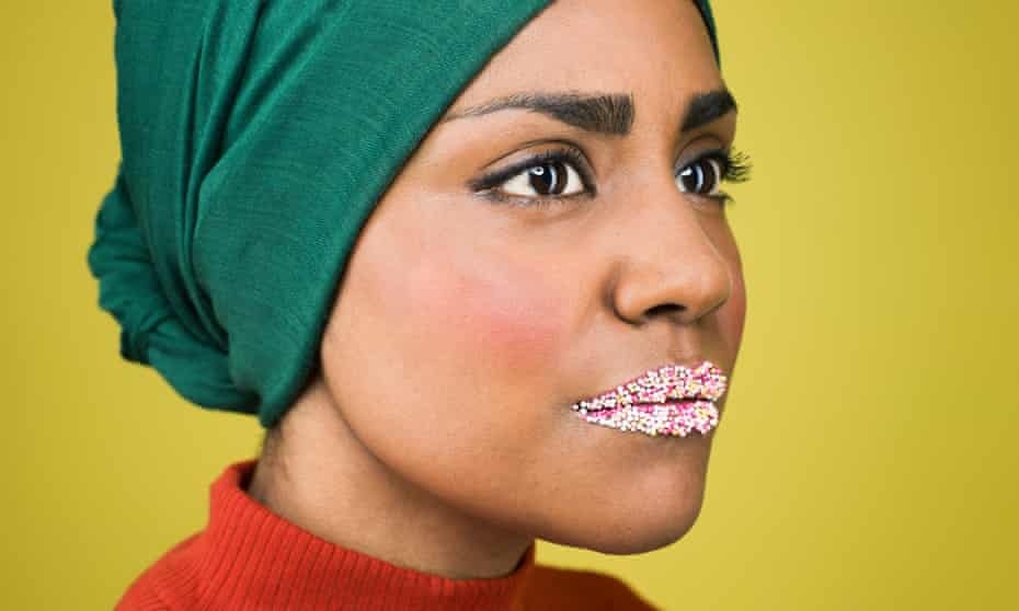 Nadiya Hussain photographed for OFM in 2016.