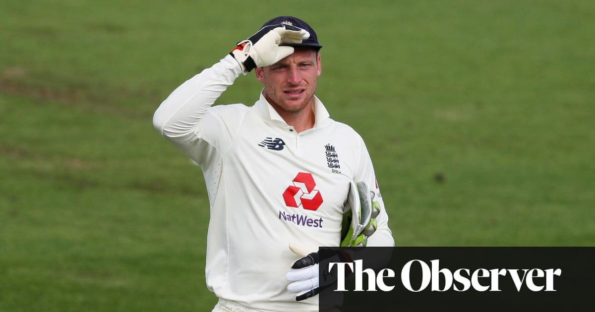 Jos Buttler hails tough competition for places as England prepare for Sri Lanka