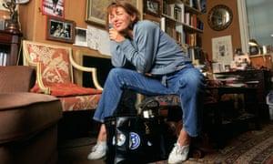 Jane Birkin in jeans.