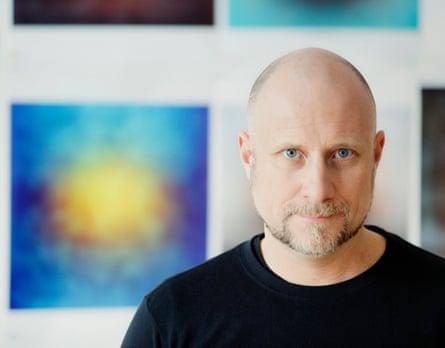 Self-portrait ... Trevor Paglen (2015)