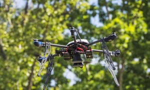 FAA regulations could pose a problem for a teen who posted a drone video online.