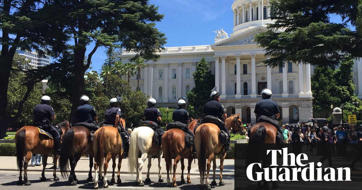 California police worked with neo-Nazis to pursue 'anti-racist' activists, documents show