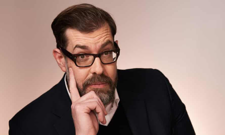 Richard Osman: 'handles his cast of eccentrics with the aplomb of a gameshow host'
