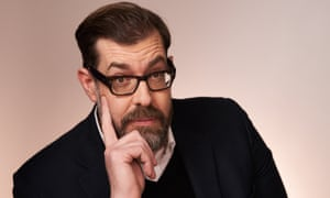 Richard Osman: 'The funniest book in the English language is Towards the End of the Morning by Michael Frayn.'