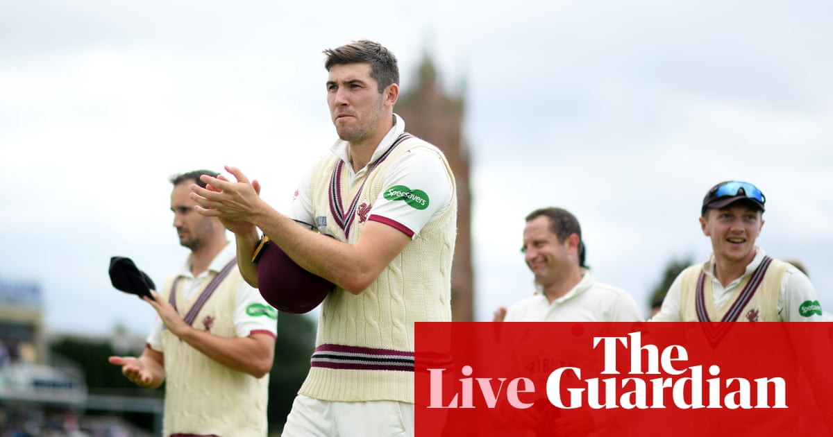 County cricket: Somerset beat Yorkshire, Lancashire promoted – as it happened