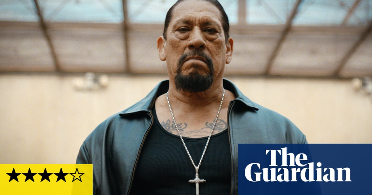 Inmate #1: The Rise of Danny Trejo review – punchy portrait of a real-life tough guy