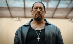 The real deal … Danny Trejo