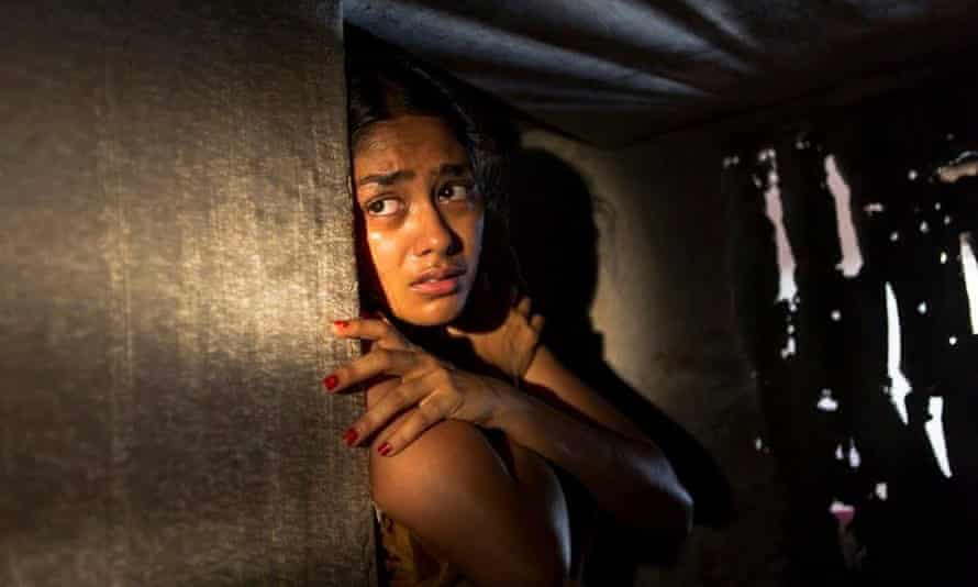 Mrunal Thakur in Love Sonia.