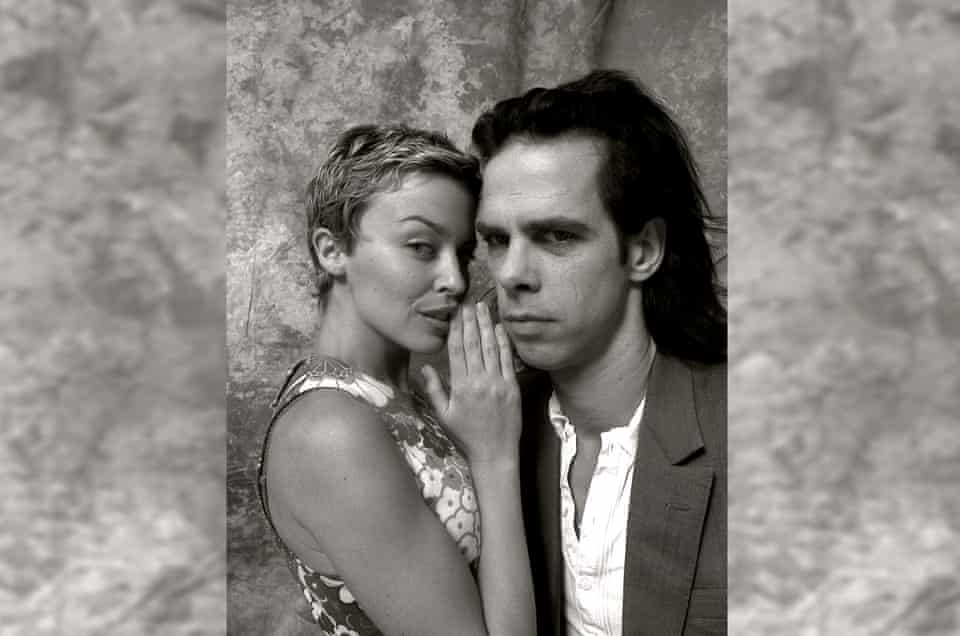 Kylie Minogue and Nick Cave.