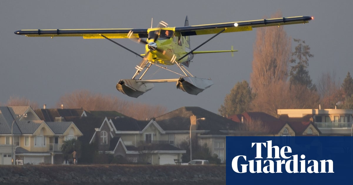 World's first fully electric commercial aircraft takes flight in Canada | World news