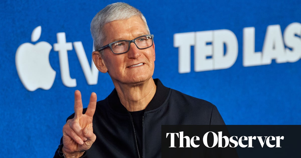 Apple still reliant on one core product as it nudges $3tn hurdle