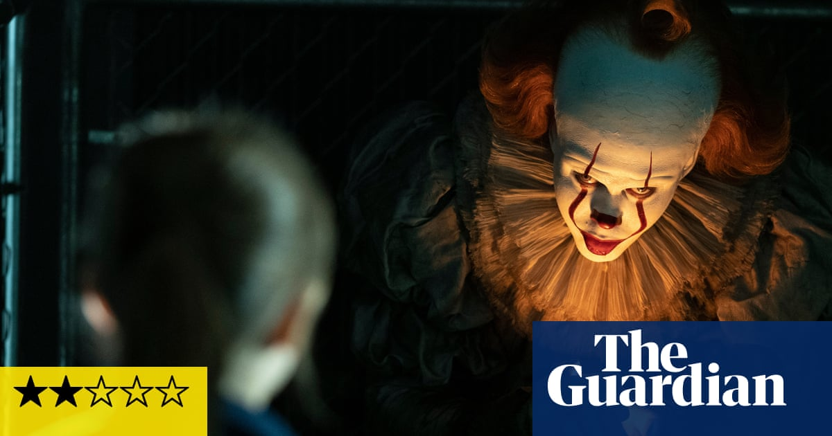 It Chapter Two review – Stephen Kings homicidal harlequin of hell returns