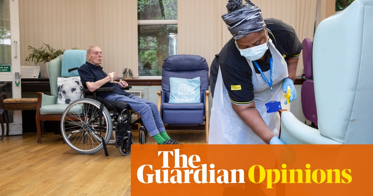 We Tories must keep our word – and fix the social care crisis now | Jeremy Hunt