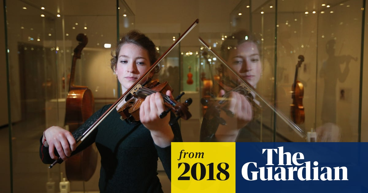 Scientists find secret behind sweet sound of Stradivarius violins
