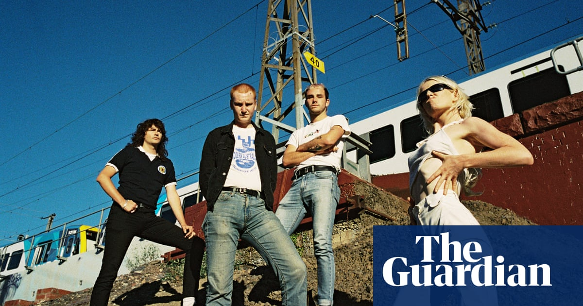 Amyl and the Sniffers: Comfort to Me review – harder, more intense, erupting with defiance