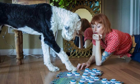 Bored? These Americans are teaching their dogs to talk
