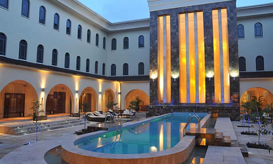 The CDC's investments include the Protea Ikeja hotel in Lagos, Nigeria. The institution is to receive an extra £735m over three years from DfID.