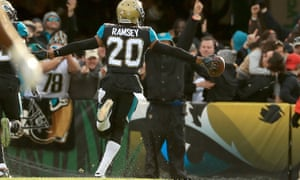 Jalen Ramsey has been one of the stars of the Jaguars defense this season
