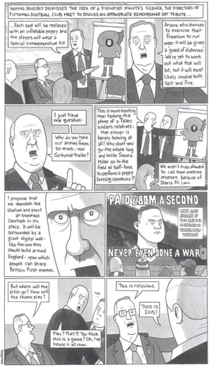 Squires on Remembrance Day
