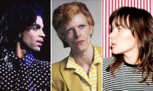 Prince, David Bowie and Courtney Barnett