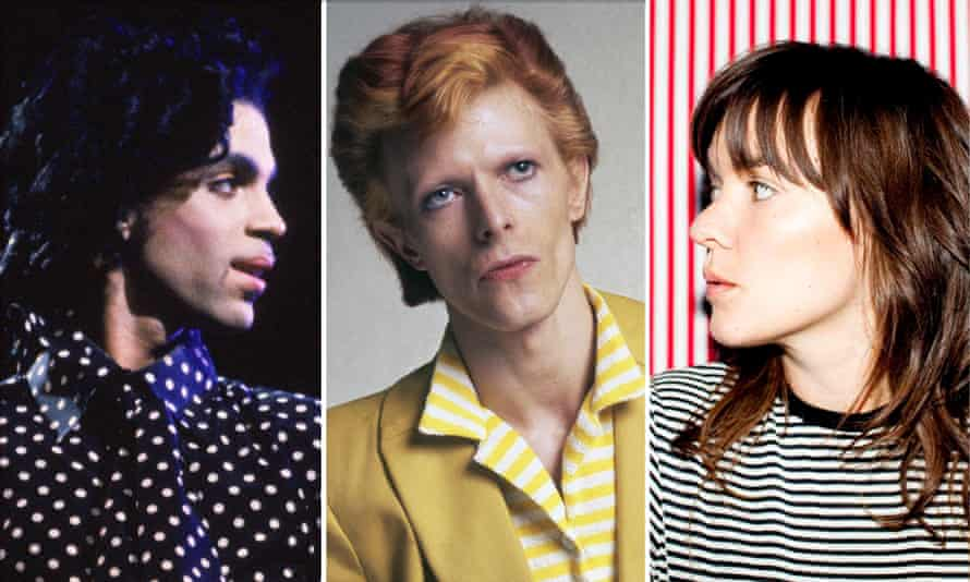 Prince, David Bowie and Courtney Barnett