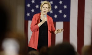 'Women of means will still have access to abortions,' Warren said.