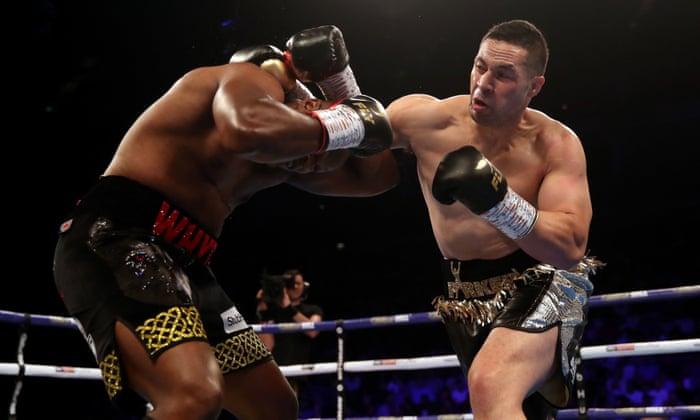 Dillian Whyte beats Joseph Parker after Dereck Chisora