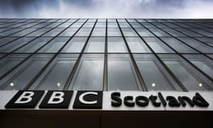 BBC Scotland HQ at Pacific Quay, Glasgow. BBC union leaders say the complaint made by camerawoman Zoe MacDonald against head of news John Boothman was the most serious in a long series of conflicts between Boothman and news staff.