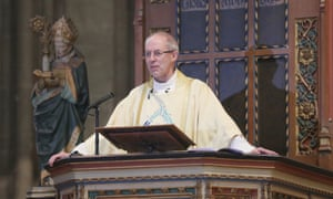 The Archbishop of Canterbury Justin Welby
