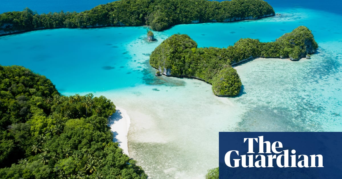 Palau to welcome first tourists in a year with presidential escort