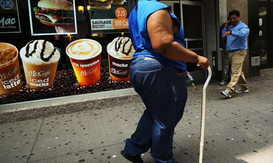 In 2014, roughly 630,000 people in the US were diagnosed with overweight- or obesity-linked cancer.