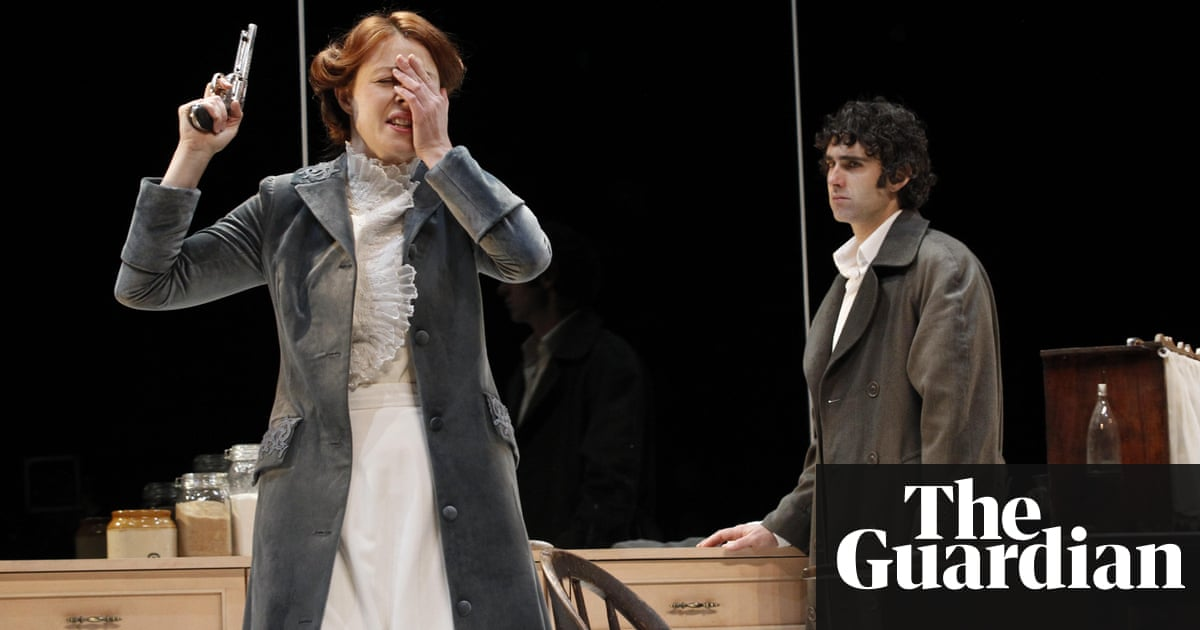 miss julie review derivative yet riveting up close look at class  director kip williams brings strindberg s masterpiece miss julie to life in a ground breaking adaptation