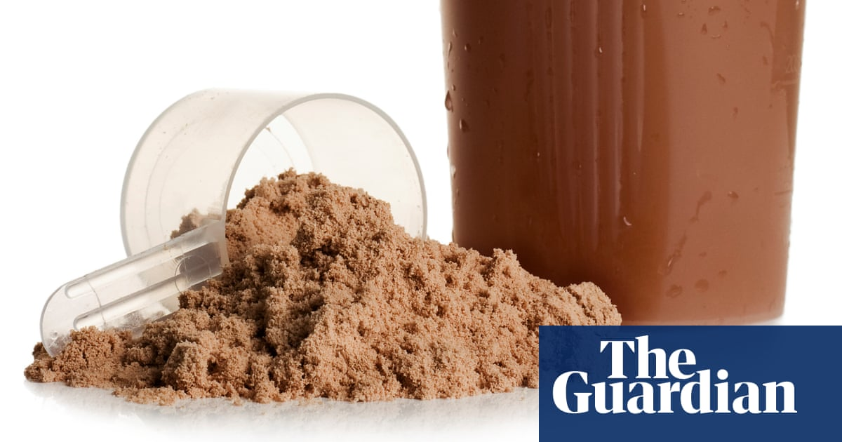 Pumped on protein: can a shake ever be as good as a plate of food? | Life  and style | The Guardian