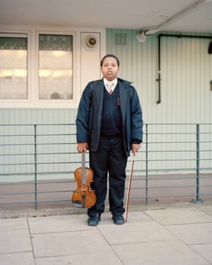 Abdullahi, from the series Andover and Six Acres