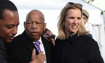 Kerry Kennedy on John Lewis: 'I'll always miss him and so will my whole family.'