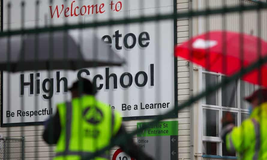 Papatoetoe high school in Auckland has closed two days after reopening thanks to a third Covid positive test.