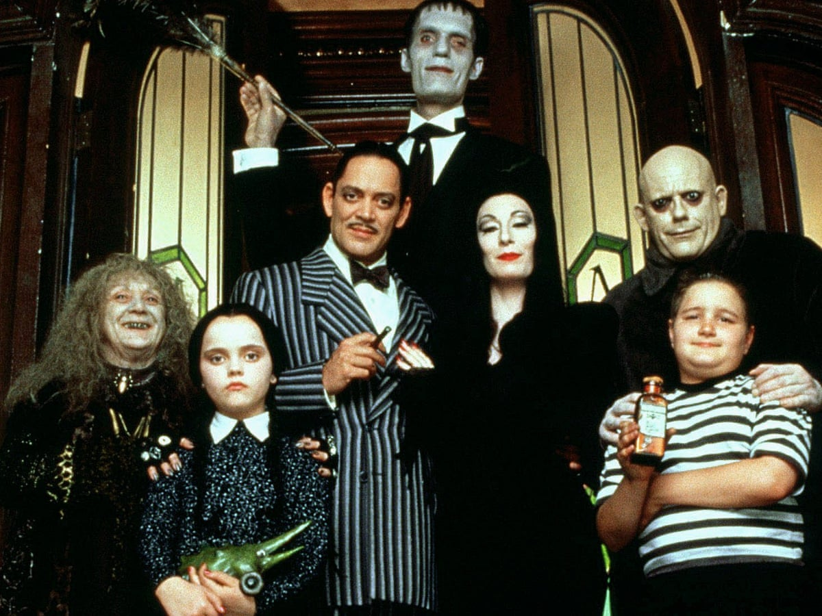 Anjelica Huston: how we made The Addams Family | Anjelica Huston | The  Guardian